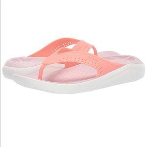 LiteRide by Crocs Women's thong flip flop/sandal